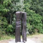 (49) Cor van Gulik, Ochtend stijfheid, 2005, gelast ijzer