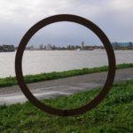 (13) Marry Teeuwen, Cirkel, 1999, staal
