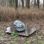 (42) Petra Boshard, New dawn, 2012, graniet