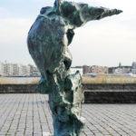 (14) Bert Nijenhuis, Pisano Indicatore, 1995, 2018, brons